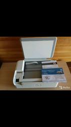 Принтер HP Photosmart C4400 трёхцветный